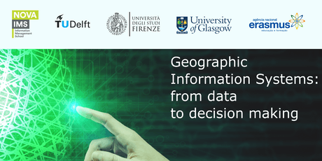Geographic Information Systems: from data to decision making tickets