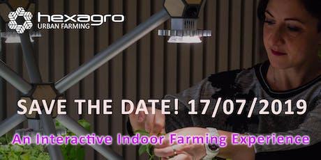 An Interactive Indoor Farming Experience @NovotelMilano biglietti