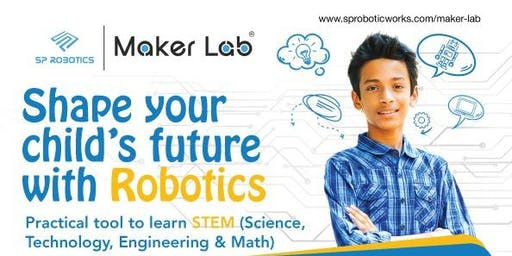 Drone with Block Programming for Junior Makers - With SP Robotics Maker Lab