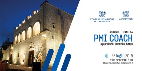 PMI COACH Piccola Industria Confindustria Puglia biglietti