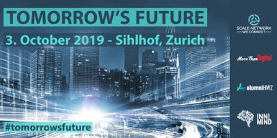 TOMORROW'S FUTURE #tomorrowsfuture