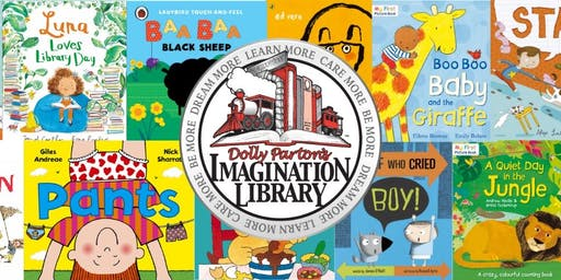 Dolly Parton's Imagination Library Regional Event North