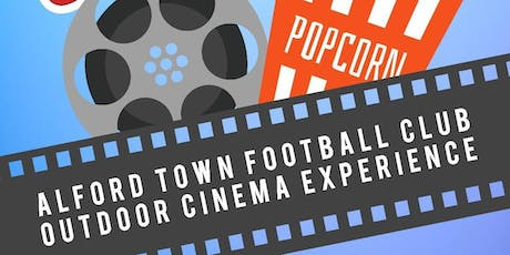 Alford Outdoor Cinema - 8.30pm Screening tickets