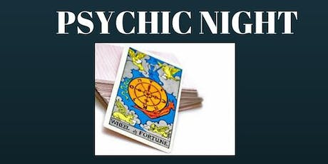 23-09-19 Psychic Night with Tracy Fance & Friends - Chestfield Barn tickets