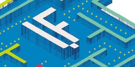 Laboratorio Lego ® digitale biglietti