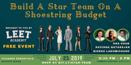 Build A Star Team On A Shoestring Budget tickets