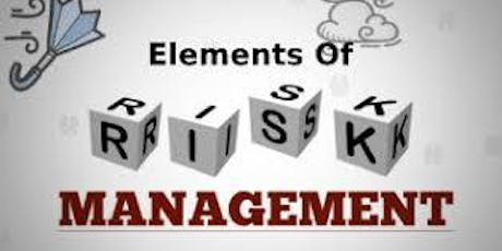 Elements Of Risk Management 1 Day Training in Colorado Springs, CO tickets