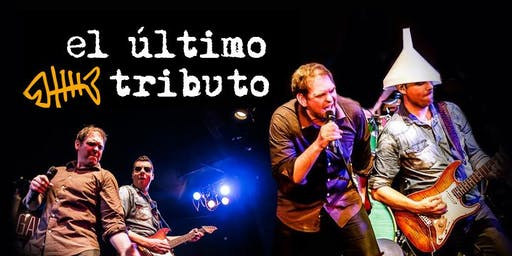 EL ULTIMO TRIBUTO - LONG ROCK - CORDOBA
