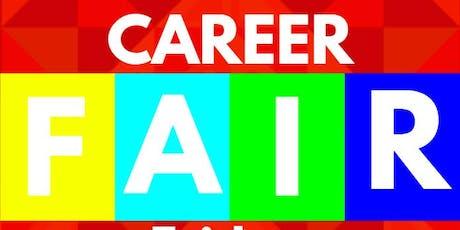 Friday, July 26th Career Fair tickets