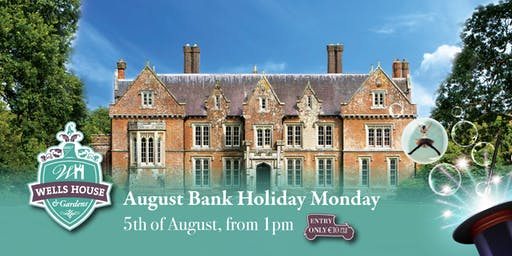 August Bank Holiday Monday!