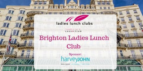 Brighton Ladies Lunch Club - 1st October 2019 tickets