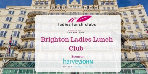 Brighton Ladies Lunch Club - 1st October 2019