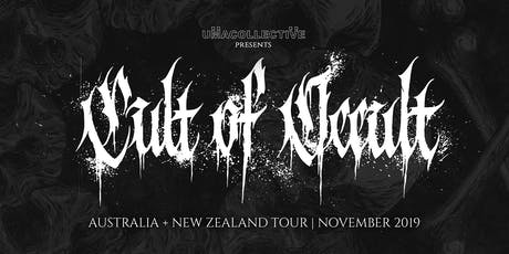 Cult Of Occult (FR) - Wellington tickets