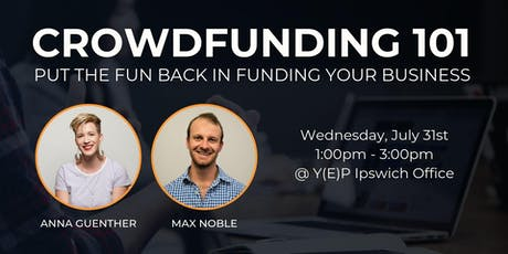 Crowdfunding 101 Workshop tickets
