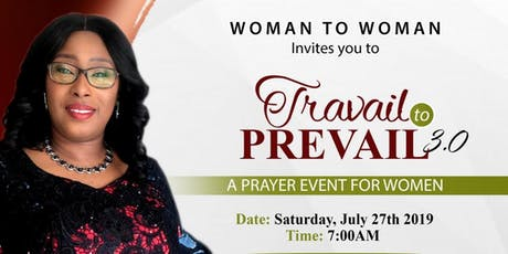 Travail to Prevail 3.0 tickets