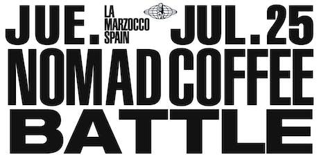 Nomad Coffee Battle tickets
