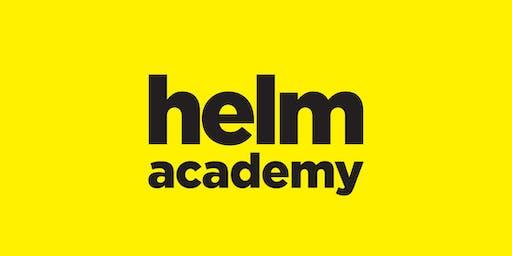 Helm Academy in Association with #BeMoreLnD - Intro Evening