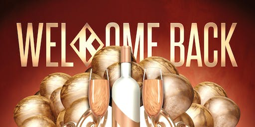 WelKome Back - Philly Conclave Kickback