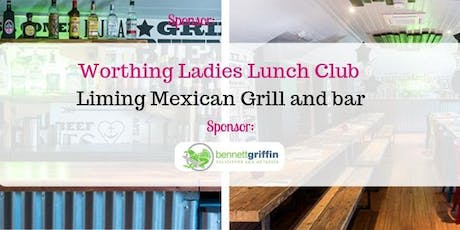 Worthing Ladies Lunch Club - 9th October 2019 tickets