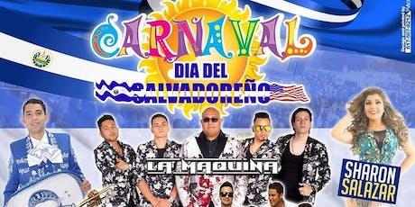Carnaval dia del Salvadoreño tickets