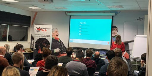 Canterbury Tech Monthly Event August 2019