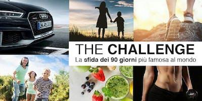 THE CHALLENGE - Cagliari 19 Luglio