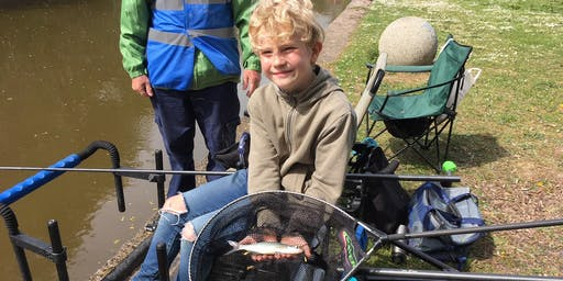 Free Let's Fish! - Watford - Learn to Fish Sessions with Watford Piscators