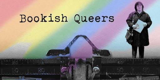 Bookish Queers - Panel Discussion, Quiz & Film