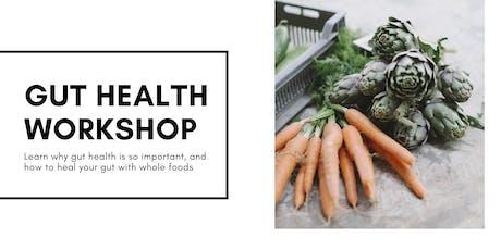 Gut Health Workshop tickets