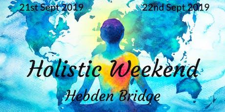 Holistic Hebden Weekend 2019 tickets