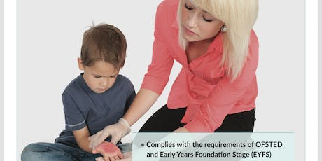 Paediatric First Aid - Level 3 tickets