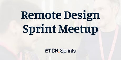 Meetup: User Testing from the Design Sprint tickets