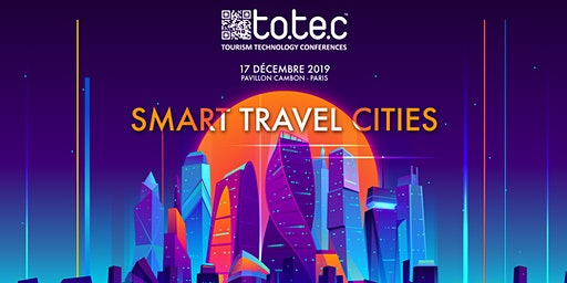 "TOTEC 2019 - ""Smart Travel Cities"""