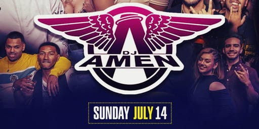 CULTURE INDUSTRY HIPHOP SUNDAYS - DJ AMEN THIS SUN JULY 14TH @ AVERY LOUNGE!