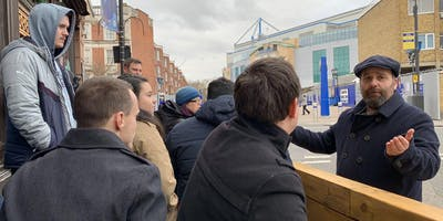 Chelsea Here, Chelsea There… people & places that formed a football club