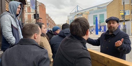 Chelsea Here, Chelsea There… people & places that formed a football club tickets