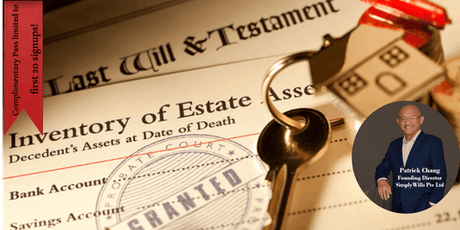 Estate Planning| Wealth Preservation tickets