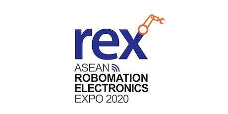 ASEAN ROBOMATION ELECTRONICS EXPO 2020 tickets