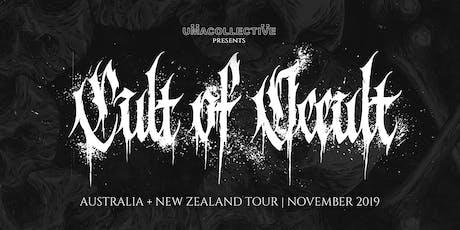 Cult Of Occult (FR) - Sydney tickets