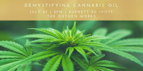 Demystifying Cannabis Oil tickets