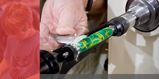 Axminster Store - 'Beat The Boredom' Summer Workshop - Pen Turning