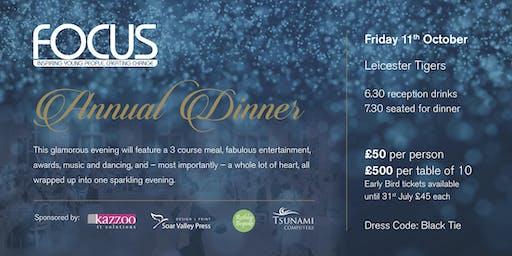 FOCUS Charity Annual Dinner