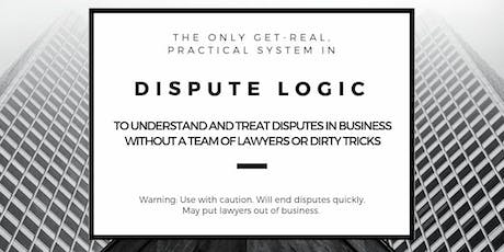 Dispute Logic for Business: Vancouver (1-2 March2020) tickets