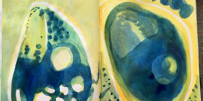Watercolour with Emily Jolley (Sept - Oct 2019)