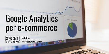 Google Analytics per e-commerce biglietti