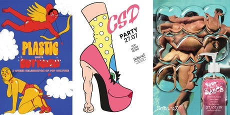 SchwuZ PRIDE Weekend - 3 Partys 1 Preis tickets