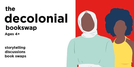 The Decolonial Book Swap tickets