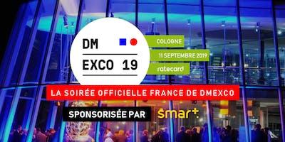 Soirée officielle France Dmexco 2019