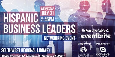 Hispanic Business Leaders - Network and Learn