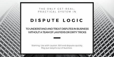 Dispute Logic for Business: Dubai (6-7 May 2020)  tickets